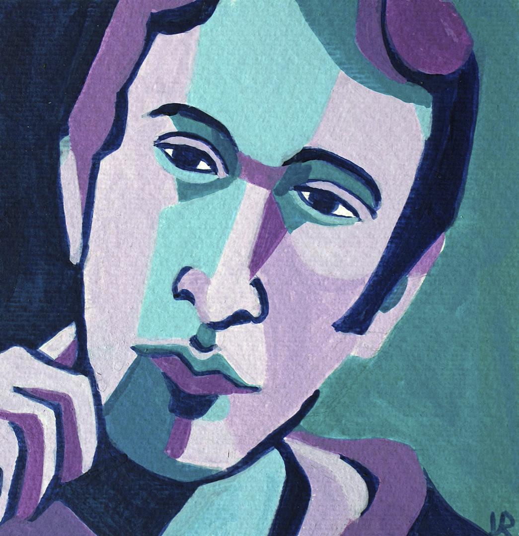 Porträt von Claudio