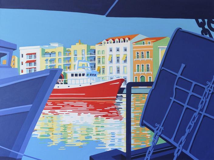 Fischerhafen Sète