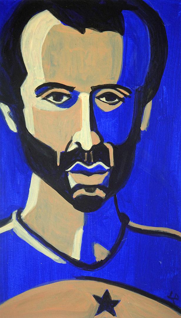 Porträt von Milenko