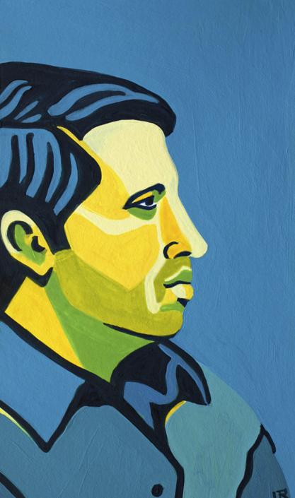 Porträt von Nello