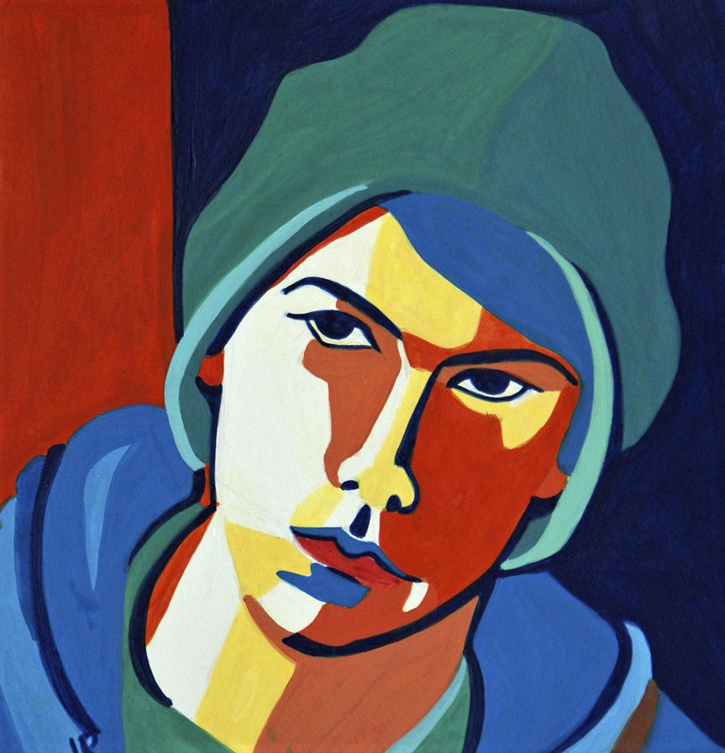 Porträt von Pablo