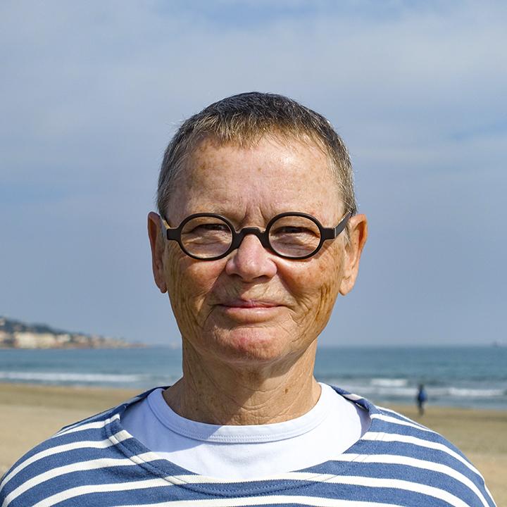 Portrait von Ursula Rentsch